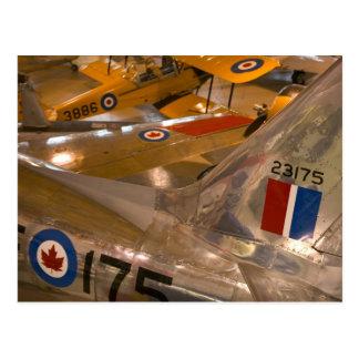 Canada, Alberta, Calgary: Aero Space Museum of Postcard