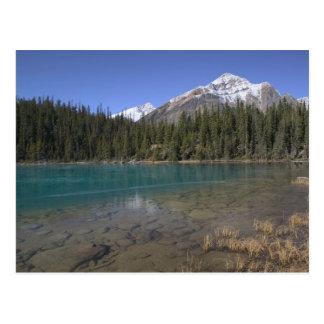 Canada, Alberta, Jasper National Park: JASPER, Postcard