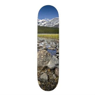 Canada, Alberta, Rocky Mountains, Banff National Skate Board Decks