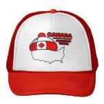 Canada - America's Tuque Trucker Hat