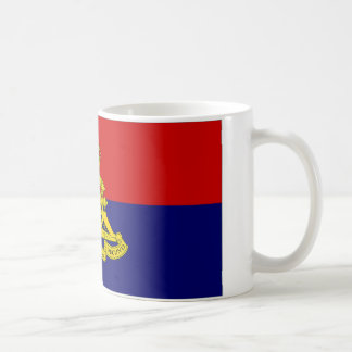 Canada Artillery Branch Camp Flag Coffee Mug