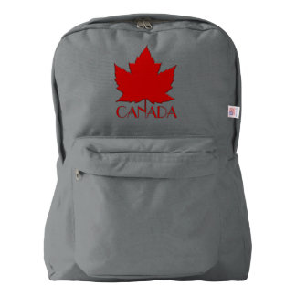 Canada Backpack Canada Souvenir Bag Customizable