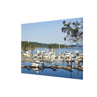 Canada, BC, Gulf Islands, Salt Spring Island, Canvas Prints