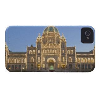 Canada, BC, Victoria, BC Legislature Building at iPhone 4 Cases