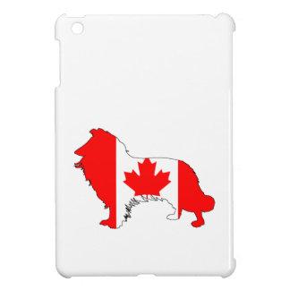 Canada Border Collie iPad Mini Cover