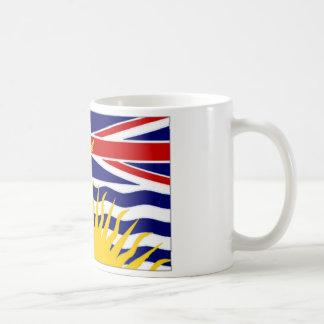 Canada British Columbia Flag Mug