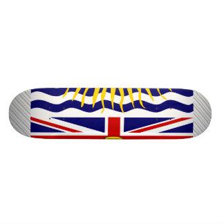 Canada British Columbia Flag Skate Board Decks