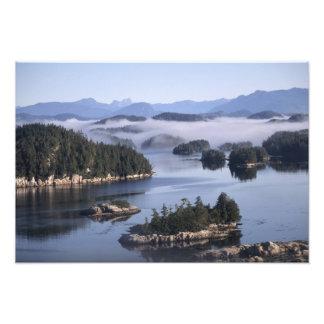 Canada, British Columbia, Johnstone Straight Photo Print