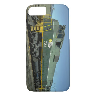 Canada, British Columbia_Trains of the World iPhone 7 Case