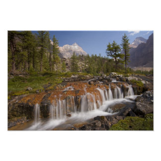 Canada, British Columbia, Yoho National Park. 2 Poster