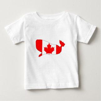 Canada Cachalote Baby T-Shirt