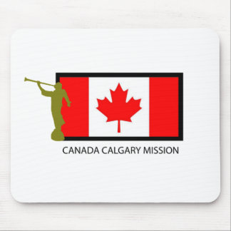 CANADA CALGARY MISSION LDS CTR MOUSE PAD