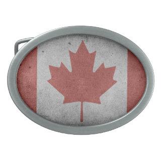 Canada 🇨🇦 Canada Flag Canadian pride Belt Buckle