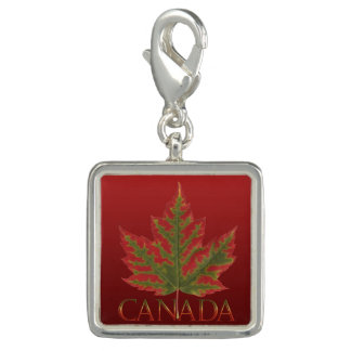 Canada Charms Canada Maple Leaf Souvenir Jewelry