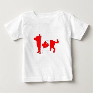 Canada Chihuahua Baby T-Shirt