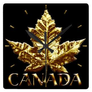 Canada Clock Gold Medal Canada Souvenir Clock