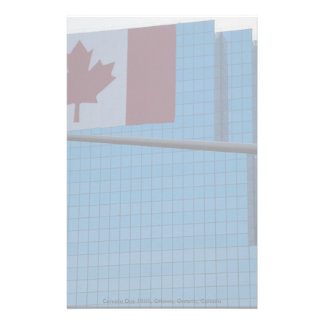 Canada Day 1995, Ottawa, Ontario, Canada Stationery Paper