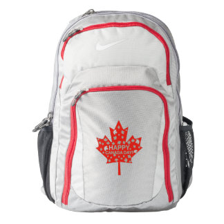 Canada Day Celebration Backpack