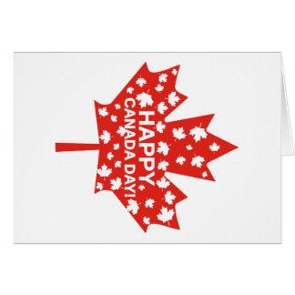 Canada Day Celebration Card