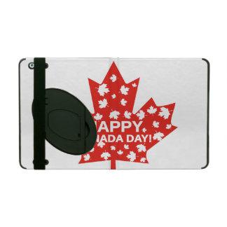 Canada Day Celebration iPad Cover