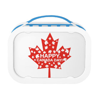 Canada Day Celebration Lunch Boxes