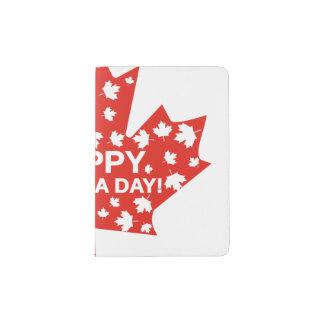 Canada Day Celebration Passport Holder