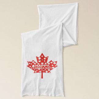Canada Day Celebration Scarf