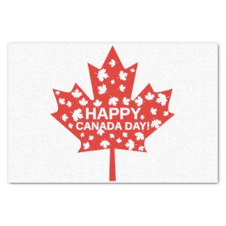 Canada Day Celebration Tissue Paper