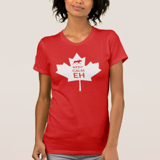 Canada Day KEEP CALM EH T-Shirt