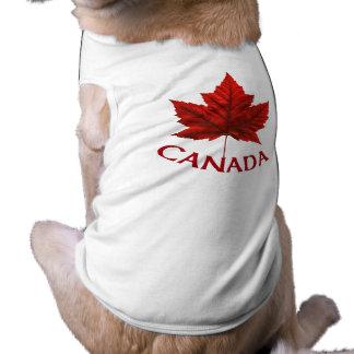 Canada Dog T-shirts Gifts Canada Pet Souvenir