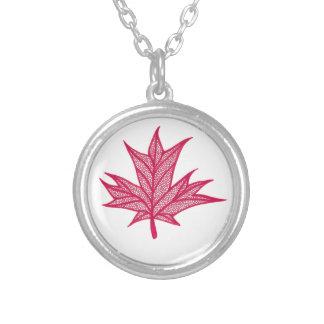 Canada Doodle Pendant