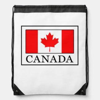 Canada Drawstring Bag