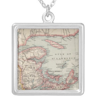 Canada Eastern Silver Plated Necklace