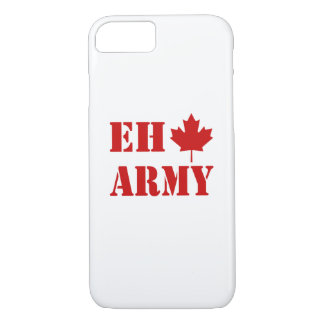 Canada Eh Army iPhone 7 Case