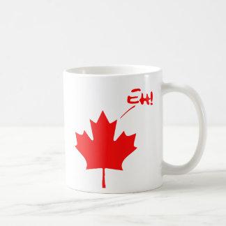 Canada Eh! Funny Canadian Pride Basic White Mug