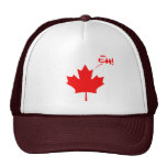 Canada Eh! Funny Canadian Pride Cap