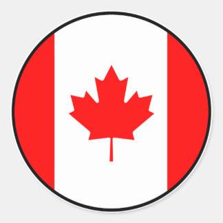 Canada Euro Sticker