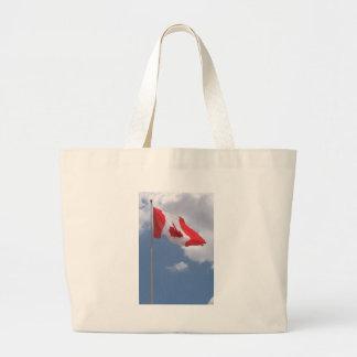 Canada Flag Bags