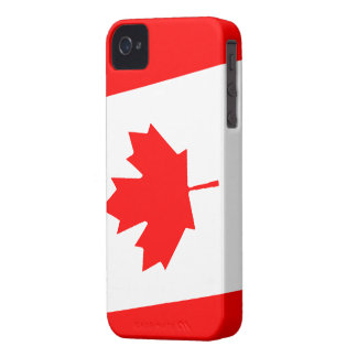 Canada Flag Blackberry Bold Case
