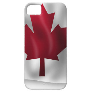 Canada Flag Canadian Country Emblem Leaf Maple Case For The iPhone 5