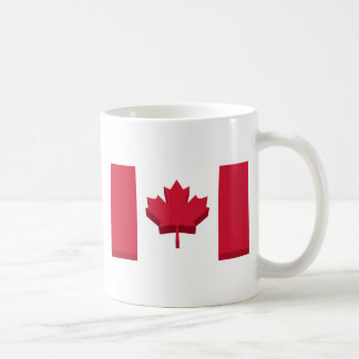 Canada Flag coffee cup