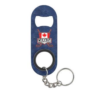 Canada Flag Hockey Logo
