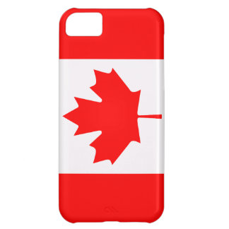 Canada Flag iPhone 5C Case