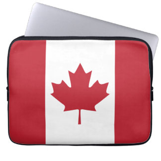 Canada Flag Laptop Sleeve