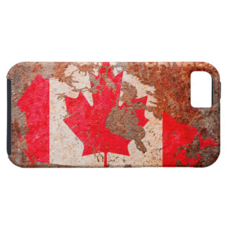 Canada Flag map iPhone 5 Cases