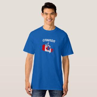 Canada Flag Map Shirt
