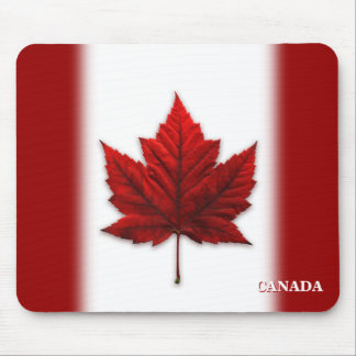 Canada Flag Mousepad Canada Maple Leaf Mousepad