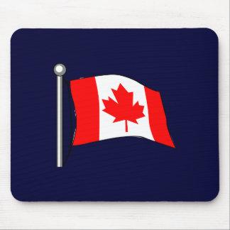 Canada: Flag of Canada mousepad
