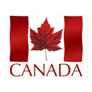 Canada Flag Postcards Canadian Souvenir Postcards