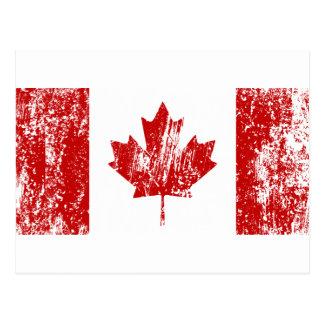 Canada Flag Pride Postcards